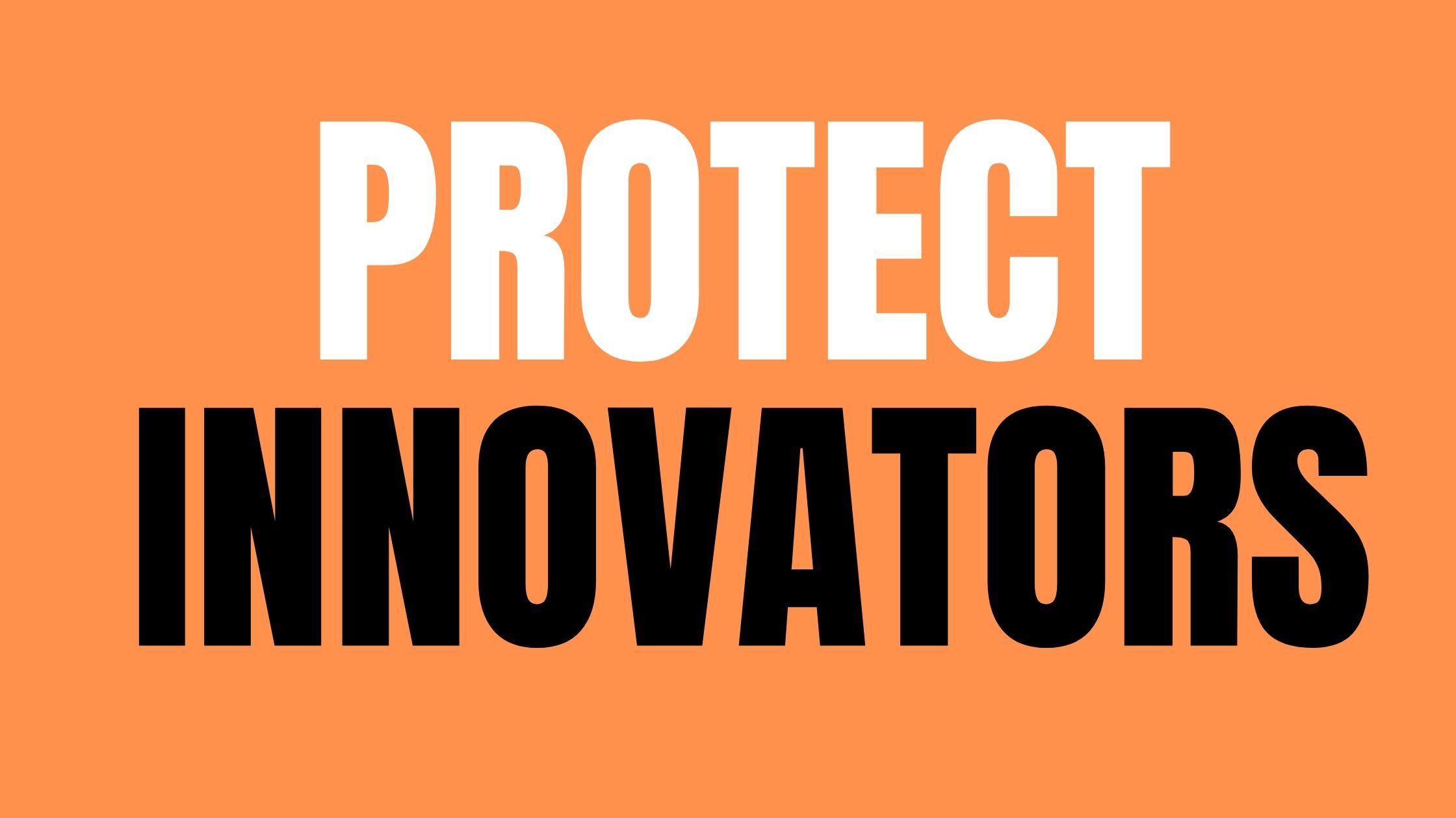 protect innovators